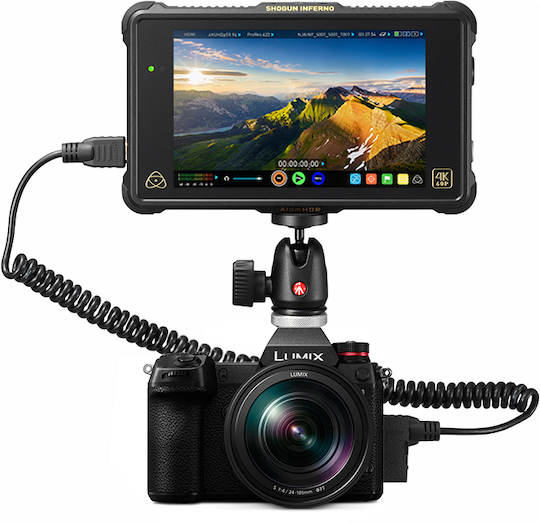 Panasonic S1 Paid Firmware Upgrade With 10-bit and V-Log Support is